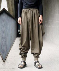 hip hop lantern pants