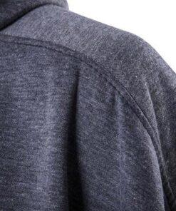 Fashionable Stitching Splice Poncho