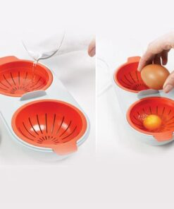 Kitchen Egg Baking Poached Cup For Microwave Oven
