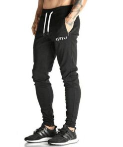 Men Casual Sweatpants Workout Sportswear Jogger