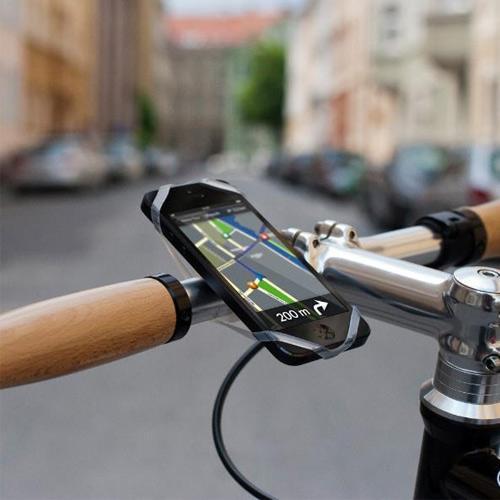 RAPIDMOUNT - Silicone Bike Mobilephone Holder Band