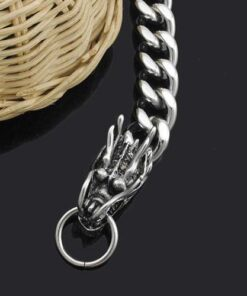 Stainless Steel Dragon Bracelet