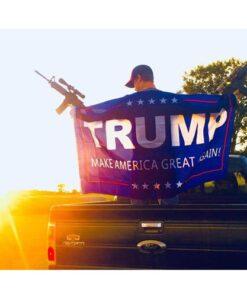 Trump Make America Great Again Flag