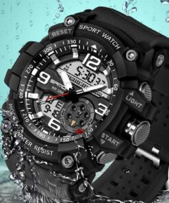 VS Gear 2018 Miliatary Water Resistant Sports Watch