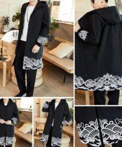 kimono hood