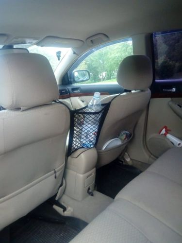 Universal Elastic Mesh Net trunk Bag photo review